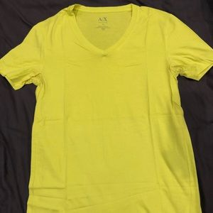 Armani Exchange V-neck XS t-shirt